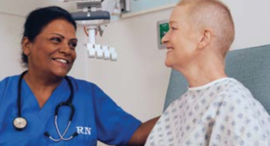 Adventist HealthCare caregivers offer high-quality care with compassion to promote healing.