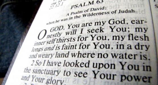 Bible image by Savio Sebastian from Flickr