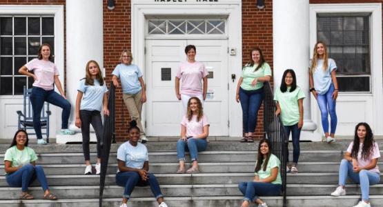 Hadley Hall staff