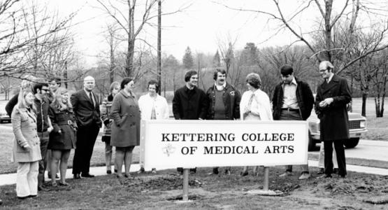 Kettering College continues to thrive and expand with the same passion for education and the future of healthcase as its namesake Charles F. Kettering.