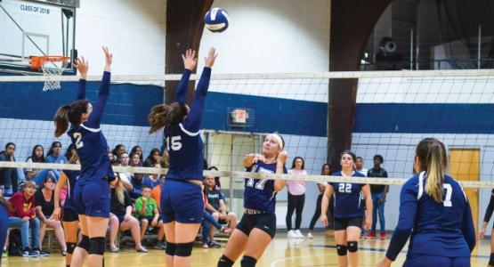 Shenandoah Valley Academy Volleyball