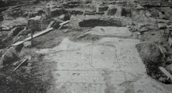The site, located in Salemi, on the west side of Sicily (Southern Italy), preserves the remains of one of the earliest known Christian churches and was first discovered by archaeologist Antonino Salinas in 1893.