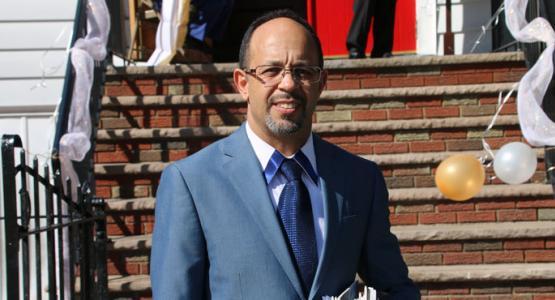 Photo of Tony Liriano by Jorge Pilco