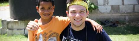"Kettering College student Tyler Callahan says he met ""some of the most beautiful souls I have ever encountered"" on the school's mission trip to Belize."