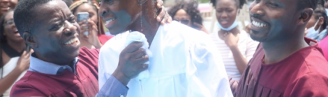 32 Decide to be Baptized Columbus Ghanaian Revival