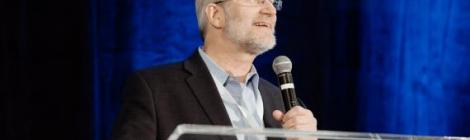 Brian Tagalog photographed Bill McClendon at Columbia Union Conference's Transformational Evangelism Conference.