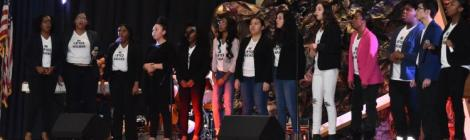 Lake Nelson Adventist Academy Choir