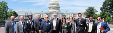 Chesapeake pastors visit Capitol Hill