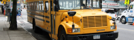 Photo of School Bus by Takahiro Nagao