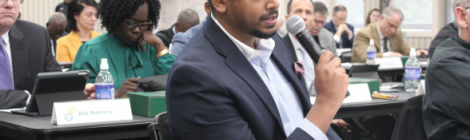 Columbia Union Executive Committee member Sanjay Thomas discusses the Columbia Union's statement.