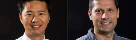 Jian Lin and Boyan Levterov are Potomac Conference's new full-time church planters.