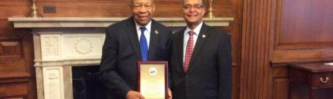 Elijah Cummings and Weymouth Spence